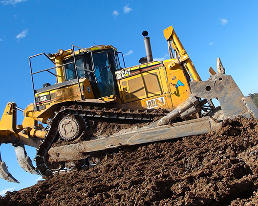 sage civil bulldozers