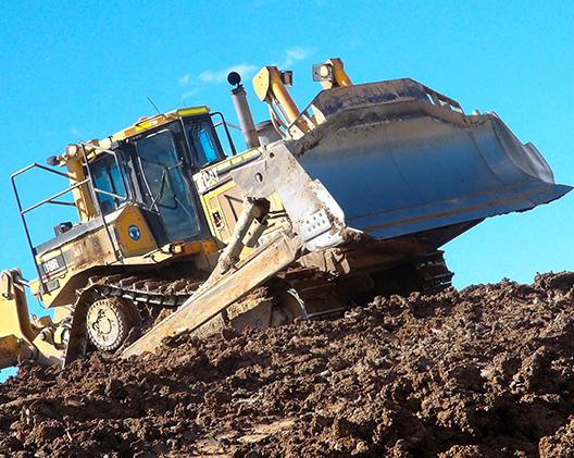 bulldozers sage