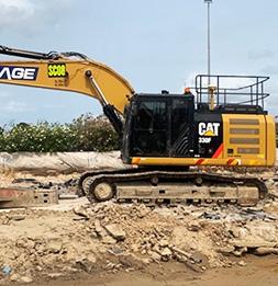 Sage Civil - Excavators