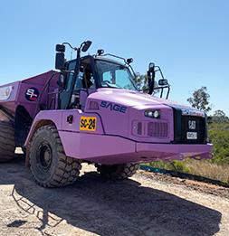 Sage Civil - Dump Trucks