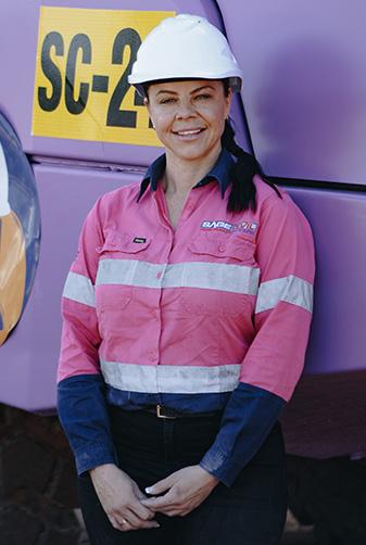 Asha Russel - Sage Civil (Civil Contractor)