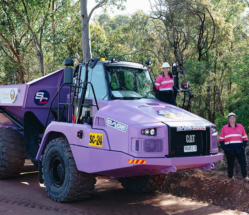 Sage Civil - Heavy Plant & Equipment Hire Australia
