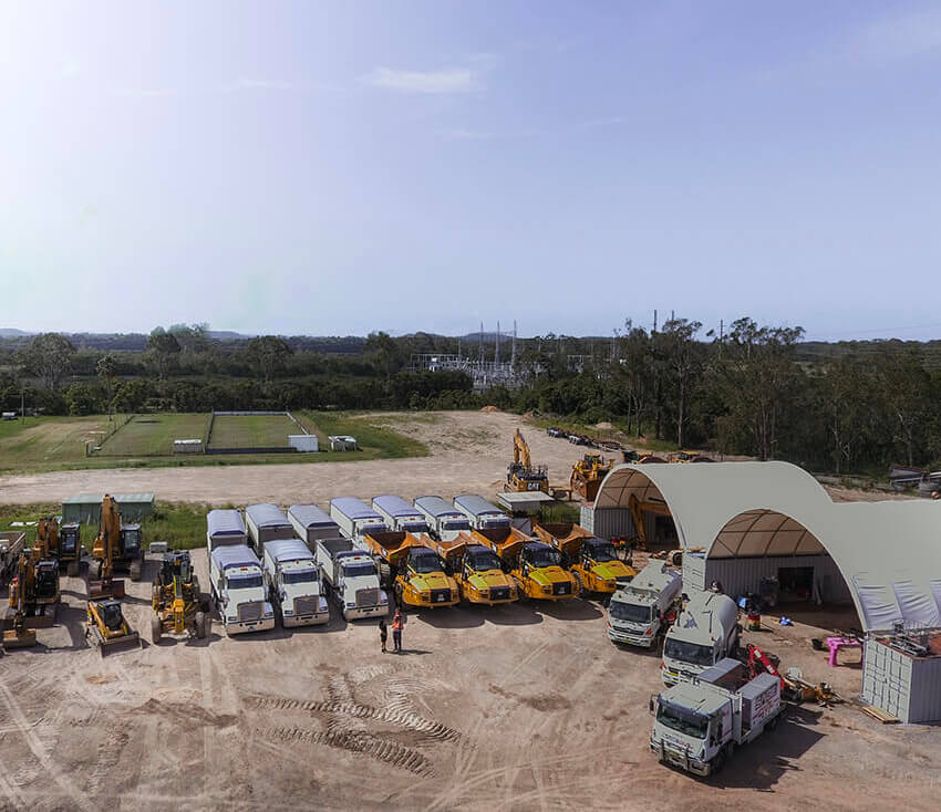 Sage Civil - Machine Maintenance Australia
