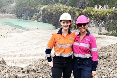 Mentoring and Jobs For The Girls - Civil Works | SAGE CIVIL AUSTRALIA